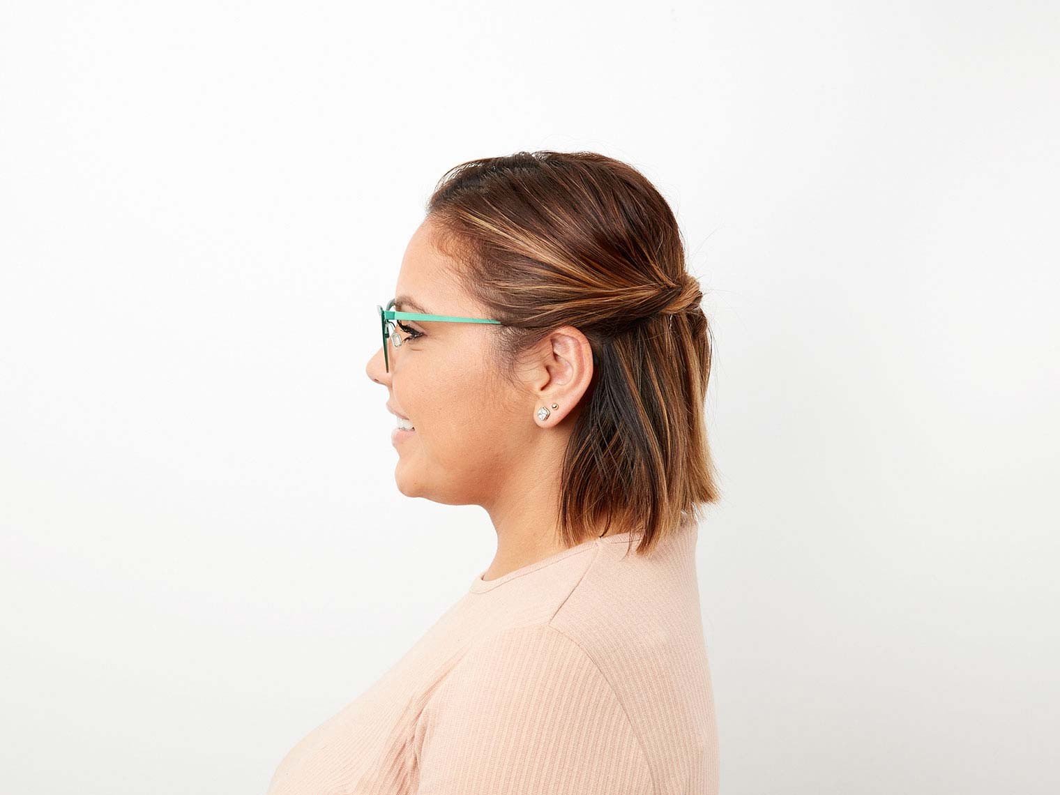 Derek Cardigan Frankie 7705 side view
